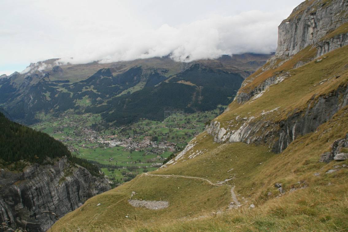 Klettersteig Grindelwald : Grindelwald